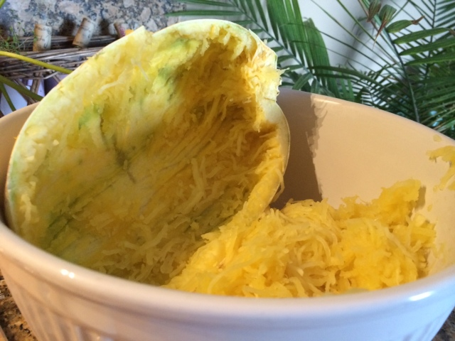 How to cook spaghetti squash 1