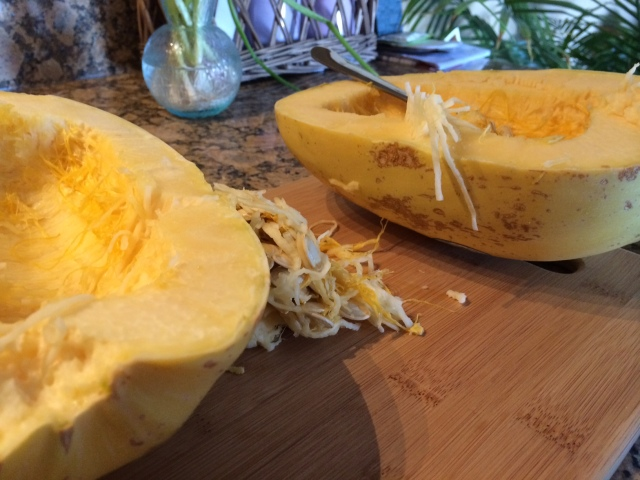 How to cook spaghetti squash 2