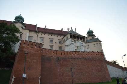 castle krakow 1